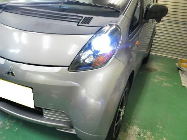 三菱アイ専用LEDシステム(ハロゲン車)※Loビーム NEW < 自動車/バイク