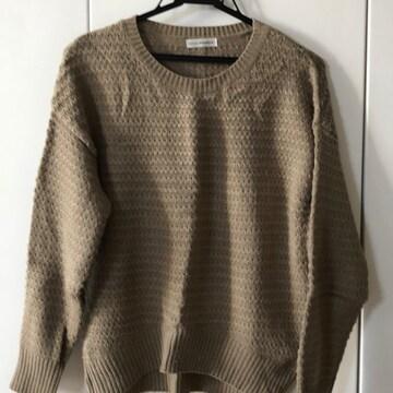 かわいいa.v.vのニット。セーター。