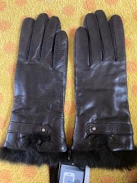 アントネラフェランテベーシック 革手袋タッチパネル対応