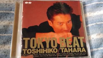 田原俊彦 TOKYO BEAT 89年盤
