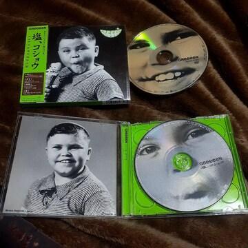 GReeeeN/ 塩コショウ 初回限定版 CD アルバム + DVD