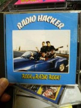 RADIO HACKERロカビリーロックンロールレディオハッカークリームソーダレア