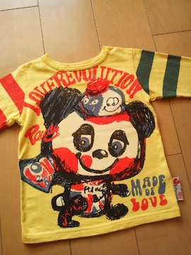 LoveRevolutionラブレボリューション120きのこパンディロンT