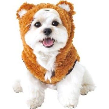 Little Angel クマの変身パーカー MD-S★新品 〜3kg位