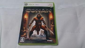 XBOX360版CONAN!!(^-^)