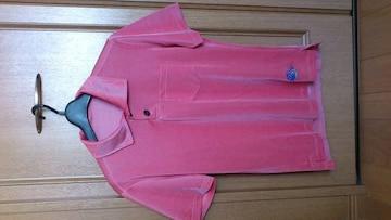 激安82%オフヴィヴィアンウエストウッド、ポロシャツ(美品、赤、イタリア、48)