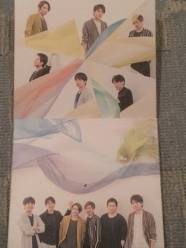 激安!超レア!☆V6/COLORS☆初回限定盤A.B/2CD+2DVD☆超美品!