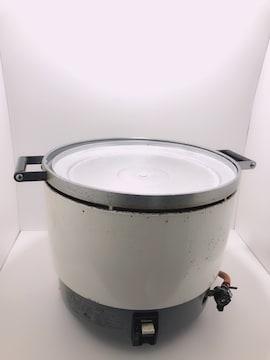 B403★ 業務用 Paloma LPガス専用 3升炊き ガス炊飯器 PR-6DSS-1
