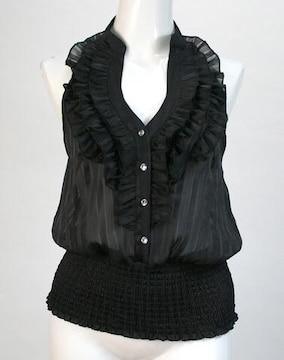 ブラック ブラウス 衣装