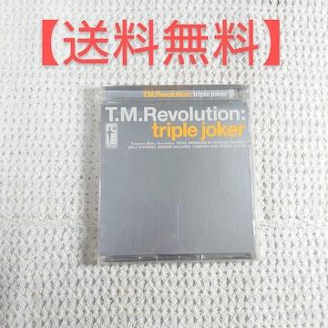 T.M.Revolution triple joker #EYCD #EY5445