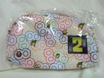 【関ジャニ∞】《エイトレンジャー2》ラウンドポーチ☆セブンイレブン購入☆