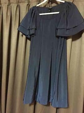 ドレスミニ キャバ 結婚式 新品 パーティドレス フレアワンピ