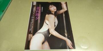 ★北向珠夕★グラビア雑誌切抜き・8P・同梱可。