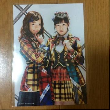 AKB48 渡辺麻友 島崎遥香 特典生写真
