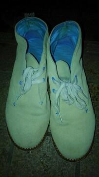 マッドフット MAD FOOT スウェード デザートブーツ 26.5cm