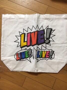 NEWS LIVE!LIVE!LIVE!   2010 バック新品未開封
