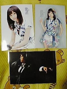 送込〓前田敦子〓「リクエストアワー(AX)2011」〓DVD生写真コンプ