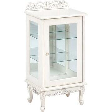 ヴィオレッタシリーズ ガラスキャビネット RCC-1752AW