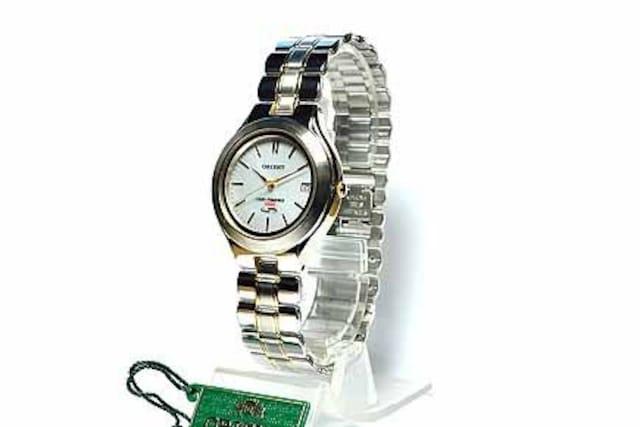 掘り出し物 在庫処分 オリエント ソーラー 男女兼用 PVD0D002W0 < 男性アクセサリー/時計の