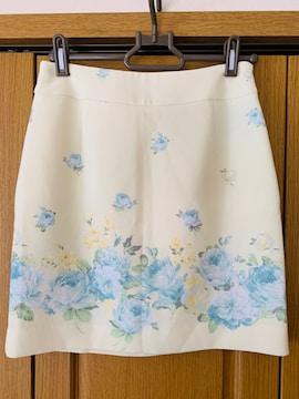 ハナガラタイトスカート☆セシルマクビー