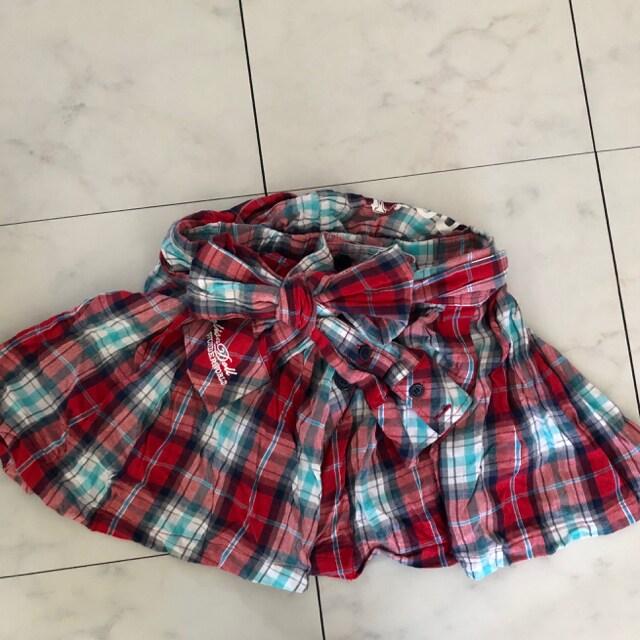 リズリサキュロットスカート★M★LIZ LISA  < 女性ファッションの