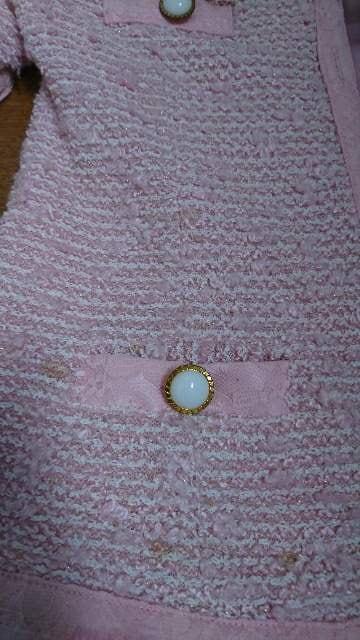 MARS☆ツイード3点SET☆ジャケット+キャミ+スカート☆新品タグ付 < ブランドの