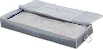 アストロ 着物収納ケース グレー 通気性の良い不織布製 たとう紙