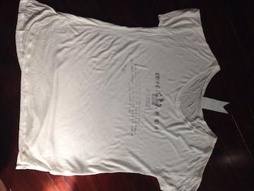 アバハウス☆ESPACE LUXUEUXのTシャツM定価8000円位半袖
