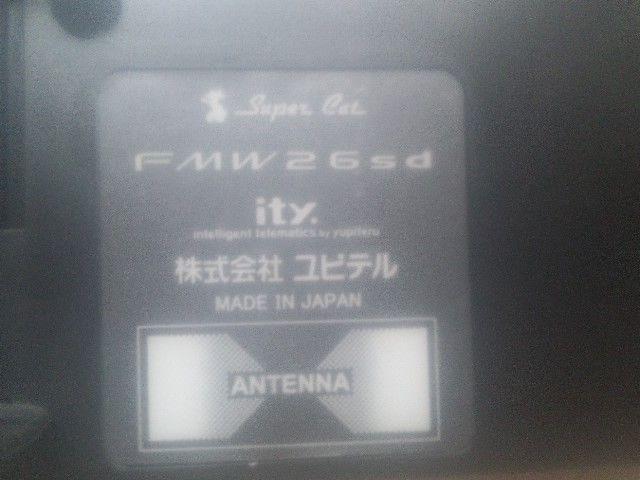 スーパーキャットFMW26sd(ミラーレーダー&3インチガメン&GPS&リモコン) < 自動車/バイク
