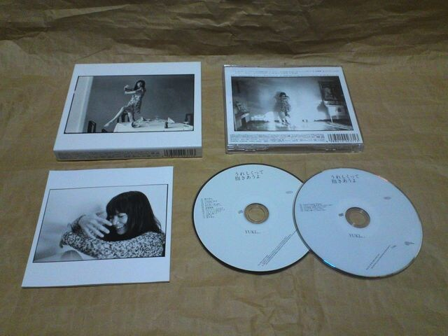 YUKI 初回限定盤CD と関連本 < タレントグッズの