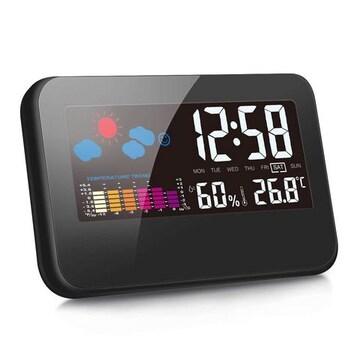 デジタル湿度計 温度計 LCD大画面 温湿度計