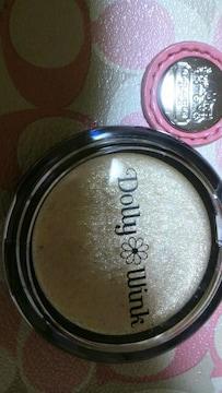 ドーリーウインククリームアイシャドウ�U01ゴールド新品