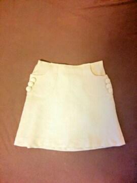 MISCH MASCH☆スカート(ホワイト)