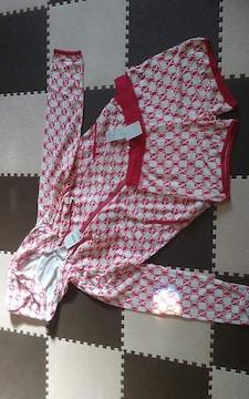 新品 XOXO パーカー3150円と短パンツ1880円のセット ピンク
