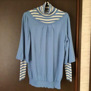 日本製ウール100%セーター