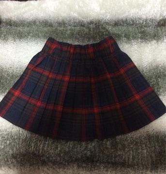 チェック柄★スカート