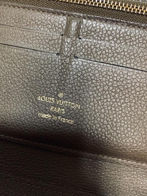 ◆正規品◆ 美品◆ ルイヴィトン アンプラントジッピー 長財布 < ブランドの