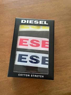 新品 ディーゼル diesel トランクス 下着 メンズ L
