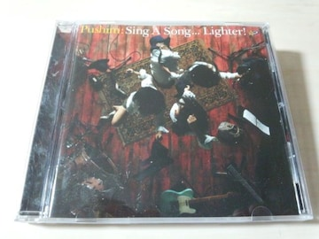 PUSHIM CD「Sing A Song...Lighter!」プシン 女性レゲエ●