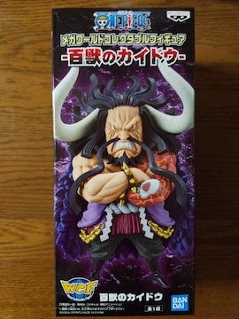ワンピース メガワールドコレクタブルフィギュア 百獣のカイドウ 百獣海賊団