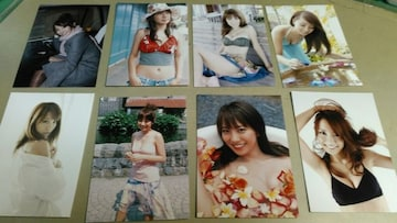 ★山本梓★L版写真・16枚セット。