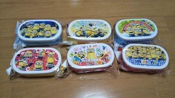 ミニオンお弁当箱セット�B