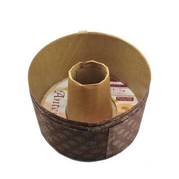 紙製 シフォンケーキ 焼型 17cm 3枚入