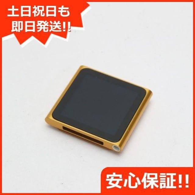●安心保証●美品●iPOD nano 第6世代 8GB オレンジ●  < 家電/AVの