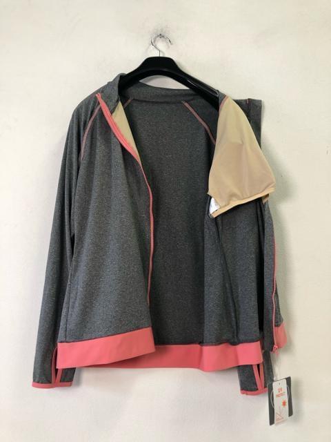 新品☆4Lサイズ長袖UV水着3点セット海もプールも☆j447 < 女性ファッションの