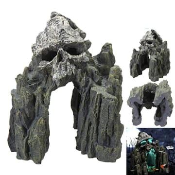 アクアリウム 骸骨 ドクロドーム