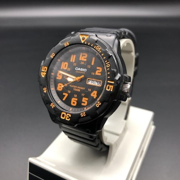 即決 CASIO カシオ 腕時計 MRW-200H