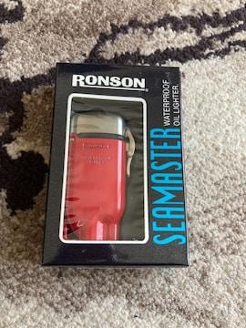 RONSON SEAMASTER ロンソンシーマスター オイルライター