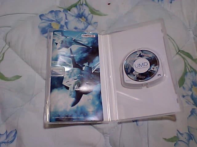 【PSP】エースコンバットX スカイズ・オブ・デセプション < ゲーム本体/ソフトの