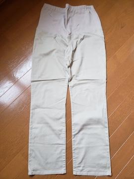 ☆美品☆マタニティ ベーシュパンツ☆M〜L
